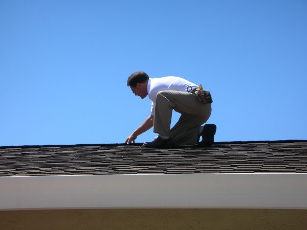 comprehensive roof inspection conducted by one of our trained and certified roofing contractors